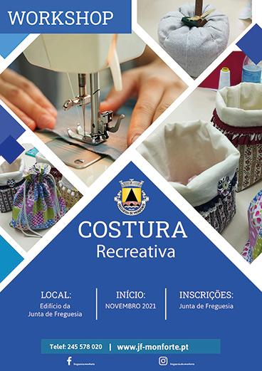 Workshop Costura Recreativa