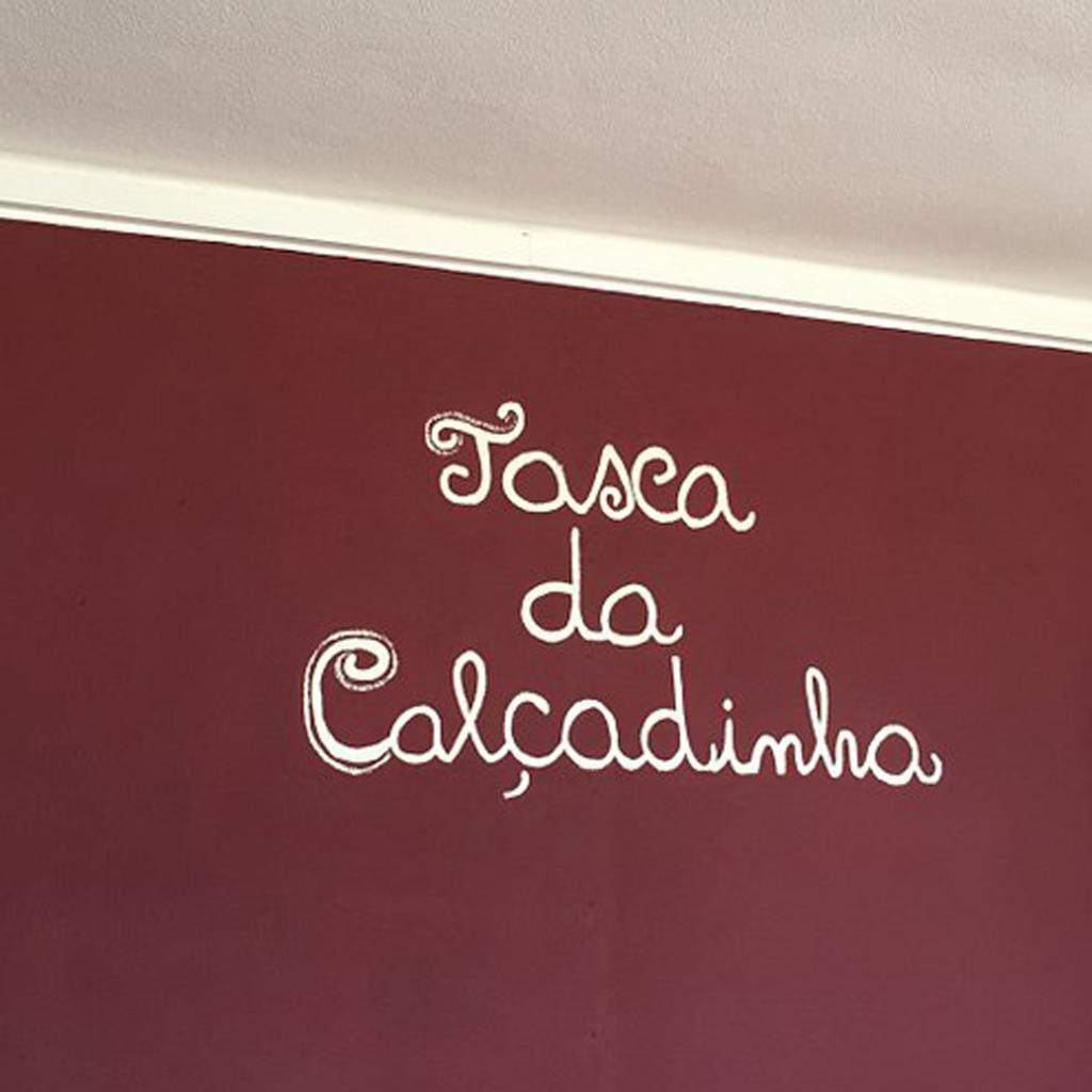 TASCA DA CALÇADINHA
