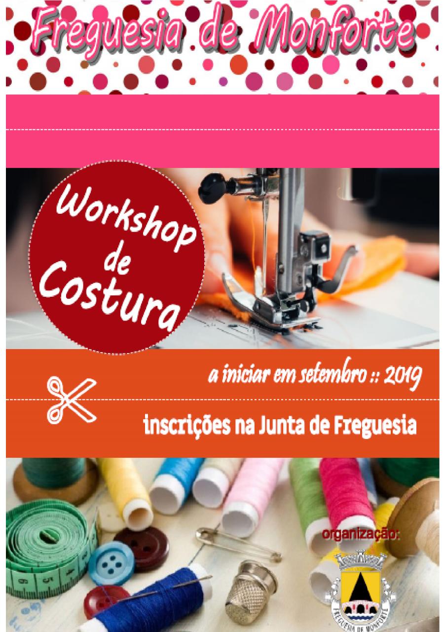 Workshop Costura