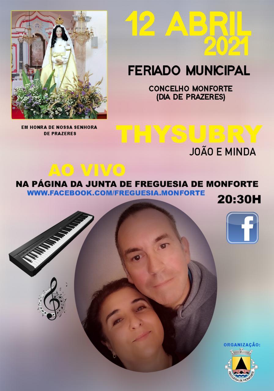 FERIADO MUNICIPAL - 12 ABRIL (Dia de Prazeres)